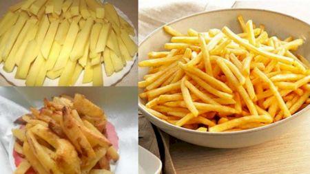 Pericolul din spatele cartofilor prăjiți! Ce greșeală imensă facem cu toții când îi preparăm?
