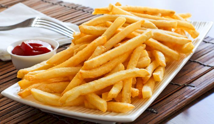 Slăbești mâncând cartofi prăjiți! Un nutriționist a spus care este secretul