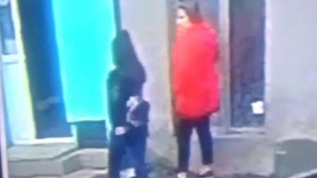 Cine este femeia în roșu cu care s-a văzut Luiza. Au găsit-o