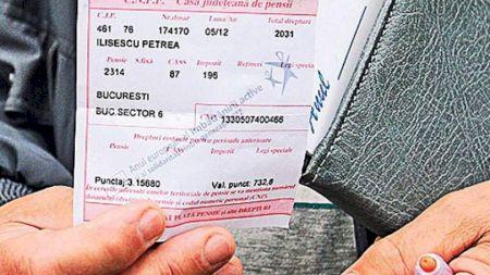 Au înghețat pensiile! Sute de mii de români sunt afectați. E disperare maximă