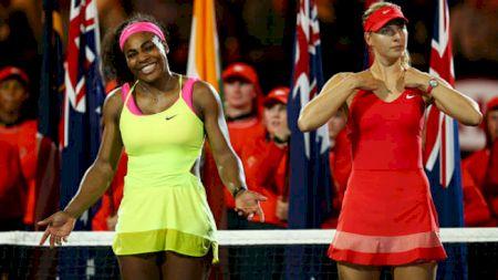 Serena Williams și Maria Sharapova au împărțit același bărbat! Cine este celebrul iubit pentru care cele două au ajuns la cuțite