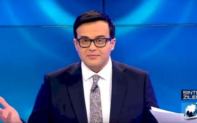 Mihai Gâdea si-a șocat publicul! Și-a lăsat barbă și e de nerecunoscut! Cum a apărut la Antena 3