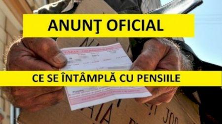 Va fi crunt! Pensiile a milioane de români, în pericol: Anunț oficial de la Guvern