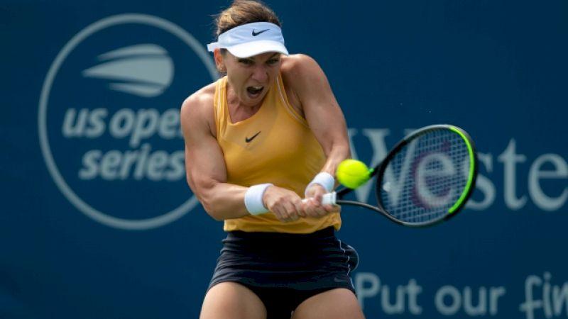 Simona Halep, umilința carierei la US Open! Ce a făcut Sorana Cîrstea