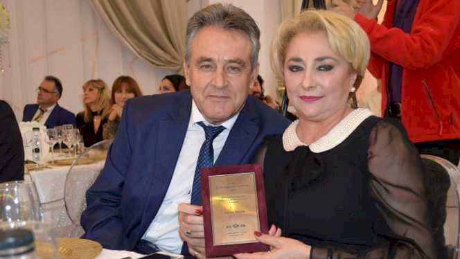 Compania care-i oferă soțului Vioricăi Dăncilă un salariu de aproape 10.000 de euro pe lună