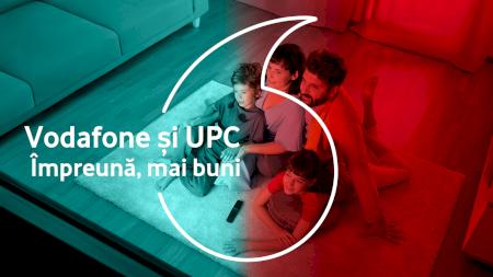 Anunț pentru clienții Vodafone și UPC! De ce vor beneficia