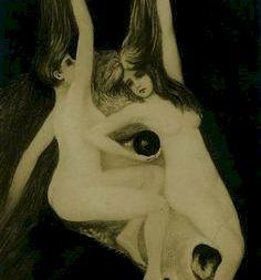 Ce vezi prima dată în imagine? Ce înseamnă dacă ai văzut calul și nu femeia