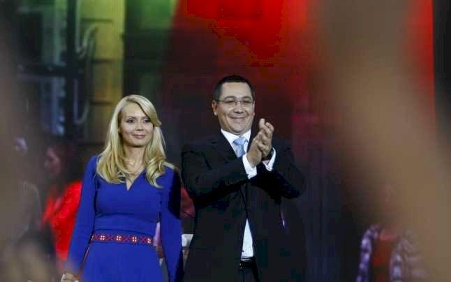 Soția lui Ponta șochează! Ce tatuaj și-a făcut Daciana Sârbu