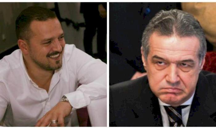 Nepotul preferat al lui Gigi Becali are o nouă iubită! Este o celebră jurnalistă: unde a lucrat aceasta