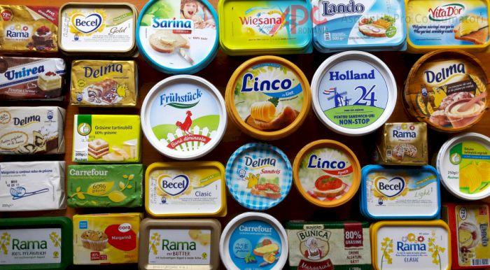 Ce conține margarina? Pericol imens pentru sănătate