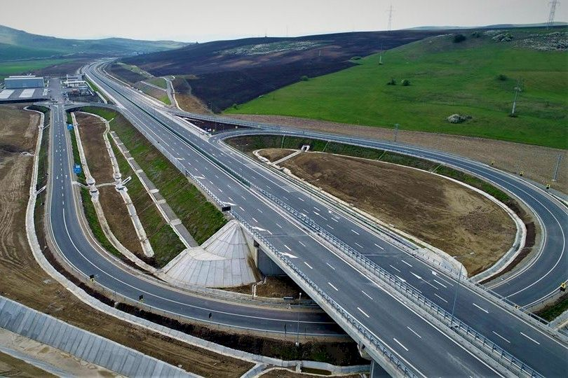 O nouă autostradă în România! E o chestiune de timp până va fi deschisă