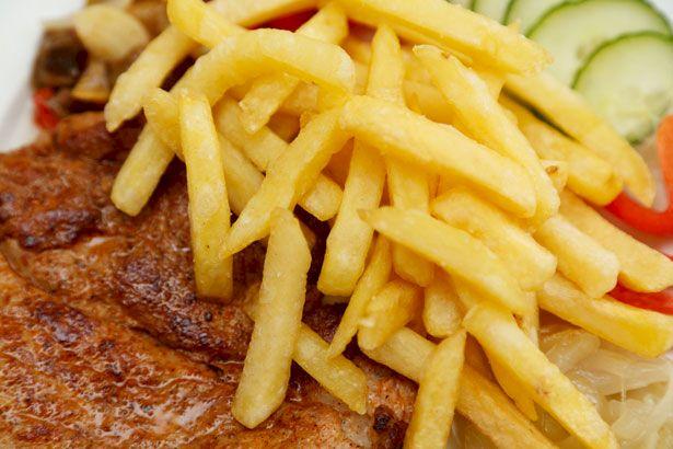 Adevărul despre cartofii prăjiți: