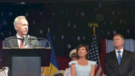 Hans Klemm, istorie! Când urmează să preia mandatul noul ambasador al SUA în România și cine este el