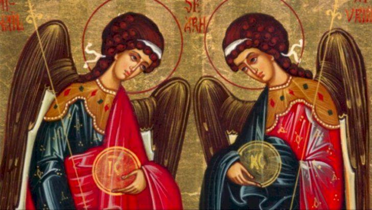Sfinții Mihail și Gavril 8 noiembrie. Ce nu ai voie să faci în această zi de mare sărbătoare