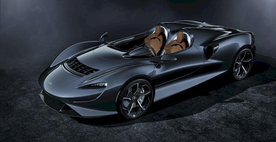 Elva, noul model în valoare de 1.8 milioane de dolari de la McLaren, reprezintă roadster-ul suprem