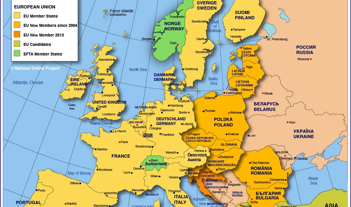 Război la granița Europei! Liderii UE au intrat în stare de alertă
