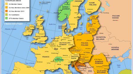 Se schimbă harta Europei! Țara din UE care își extinde teritoriul