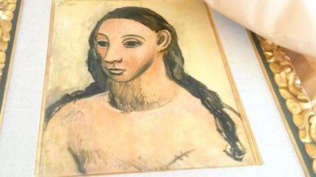 Un bancher a fost amendat cu 52 de milioane de euro pentru furtul unui tablou