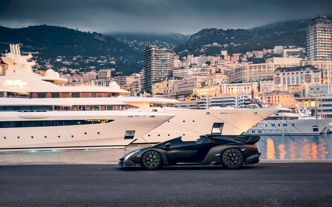Aceasta este mașina magnaților viitorului! Noul Lamborghini costă 5 milioane de euro. Ce avantaje are
