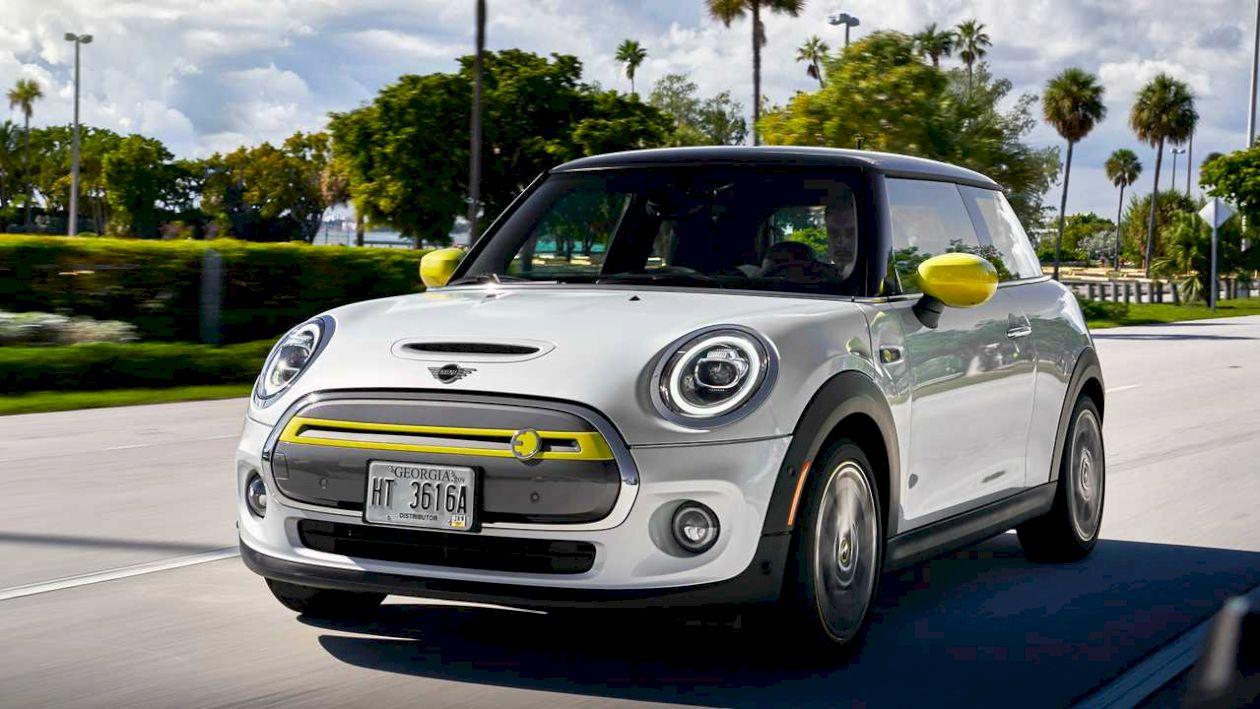 Review Mini Cooper SE 2020