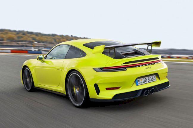 Noul Porsche 911 GT3 2020 este surpriza anului. Va avea un motor aspirat
