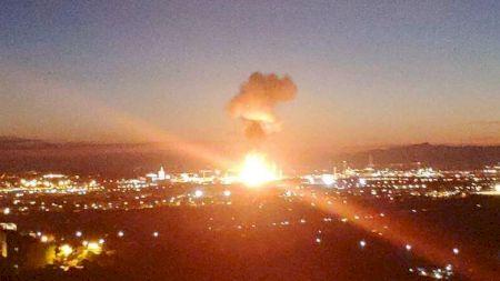 O explozie de la o uzină chimică din Spania a omorât un bărbat ce se afla la 3 km distanță