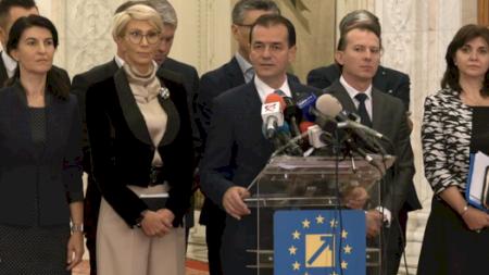 Un lider PNL și-a dat demisia! De fapt a fost FORȚAT să plece! Acuzații la adresa lui Ludovic Orban