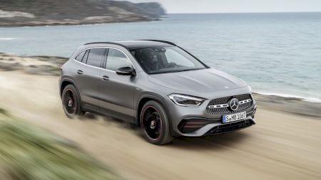Tot ce trebuie să știi despre noul SUV Mercedes GLA