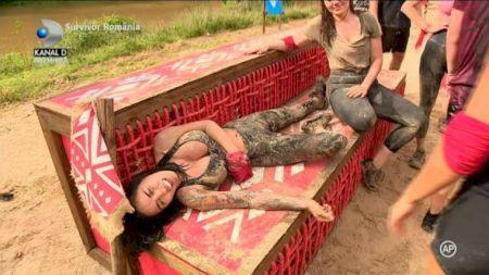 Momente de panică la Survivor! Ruby, luată pe brațe, cu dureri insuportabile. A venit salvarea: