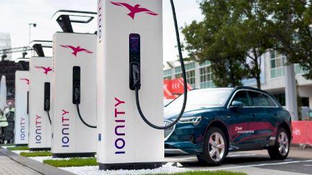 IONITY va mări prețurile încărcării vehiculelor electrice cu 500% începând de pe 31 ianuarie
