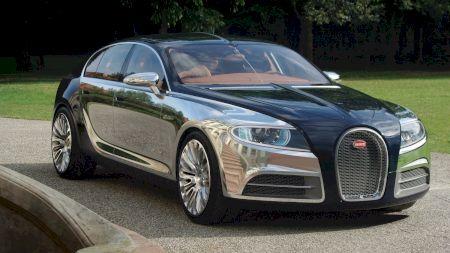 Istoria secretă a modelului Bugatti în 4 uși, sortit eșecului, ce a dus la crearea modelului Chiron