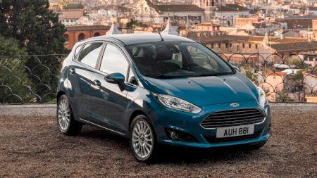 Ford reduce producția modelului Fiesta datorită cererii tot mai mici din UK