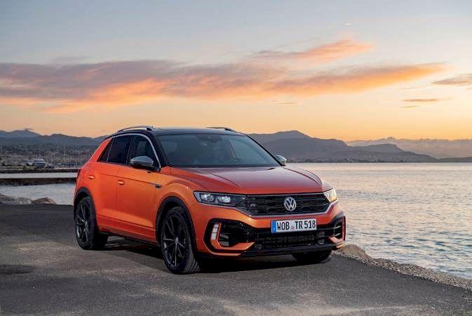 Review Volkswagen T-Roc R 2020