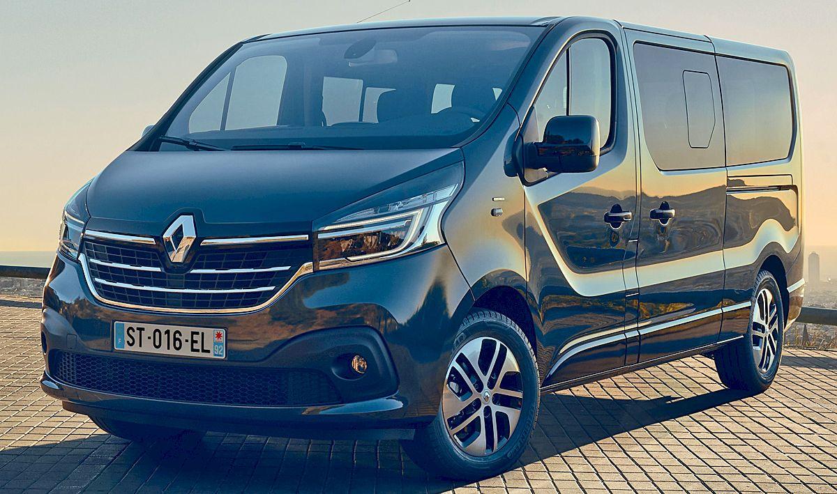 Renault va construi o dubă Mitsubishi în Franța