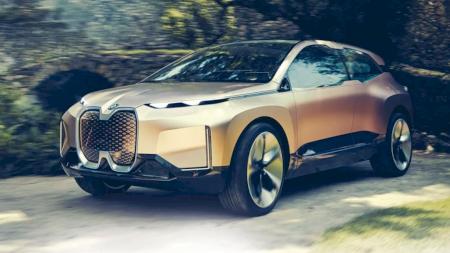 Vision iNext, noul vehicul electric de top de la BMW