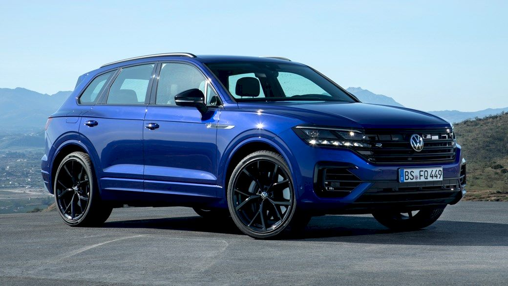 Volkswagen Touareg R: un rival pentru Audi SQ7