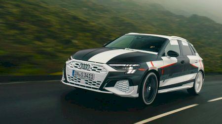 Review Audi S3 Sportback: un vehicul rafinat, elegant, rapid ca o rachetă