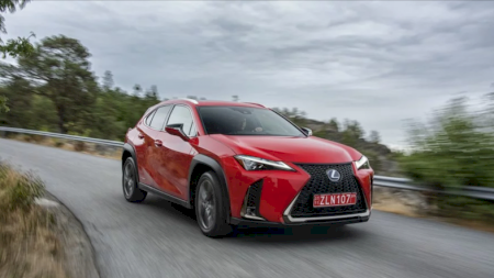 Brandul Lexus al companiei Toyota are parte de o creștere a vânzărilor la nivel global