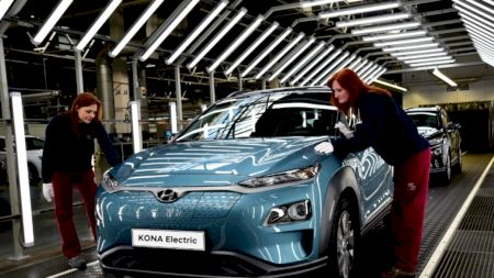 Coreenii cuceresc Europa! Hyundai dă lovitura cu noul model electric: Concurența nu mai are nicio șansă