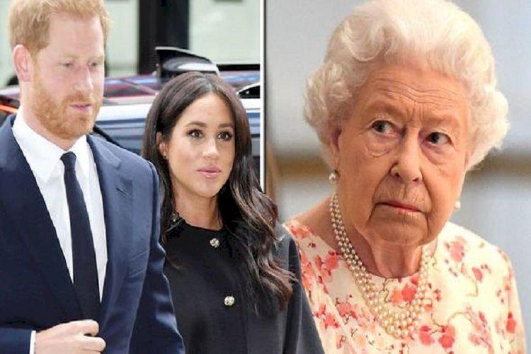 Meghan Markle și prințul Harry se supun Reginei! Ultimul anunț oficial al cuplului reprezintă dezastrul pentru ei
