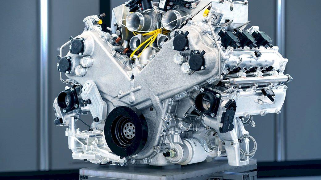 Aston Martin lansează o nouă generație de motor V6