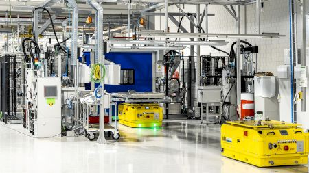 Volvo lansează o linie de asamblare a bateriilor în Belgia pentru crossoverul electric XC40