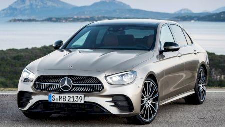 Mercedes-Benz E-Class 2020 facelift: noua normalitate