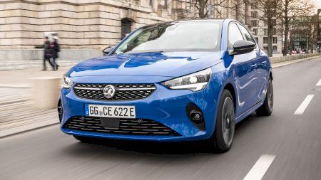 Review Opel Corsa-e 2020