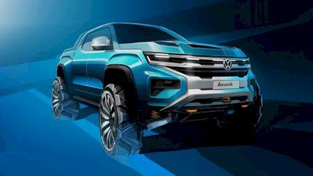 Volkswagen dezvăluie noul model Amarok, bazat pe Ford Ranger
