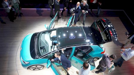 Cei de la Tesla se amuză de situația actuală a celor de la Volkswagen