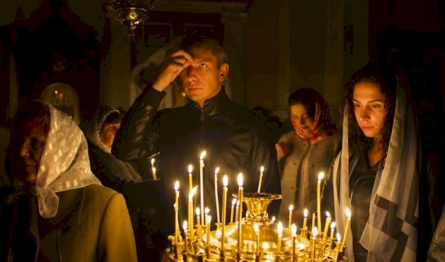 Astăzi este Înălțarea Domnului! Ce este complet interzis să se facă în această zi sfântă! Este mare păcat