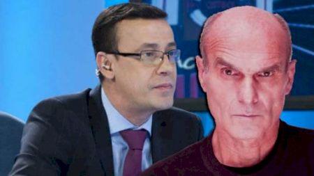 Victor Ciutacu, scandal imens cu CTP: Ești pe drumul cel bun, Crucișătorule!