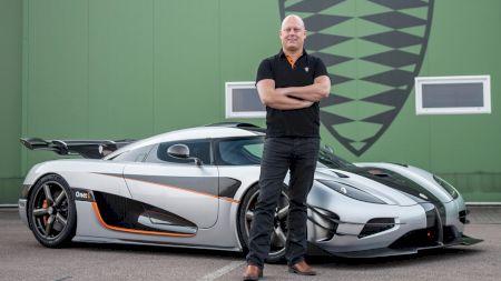 Koenigsegg dezvăluie secretul înființării unei companii auto