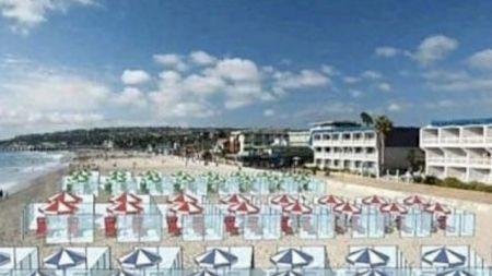 Țara din UE care vrea să bage turiștii în cuști pe plajă pentru protecția anti COVID